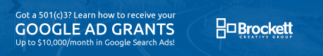 Got a 501(c)3? Learn how to receive your Google Ad Grants.