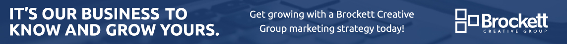 It's Our Business to Know and Grow Yours. Brockett Creative Group.
