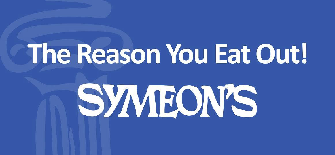 The Reason You Eat Out! Symeon's