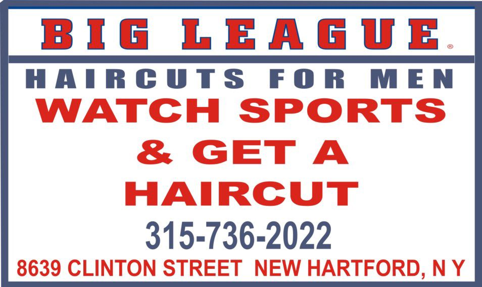 Big League, Haircuts for Men