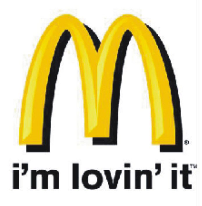 MacDonalds I'm Lovin' It