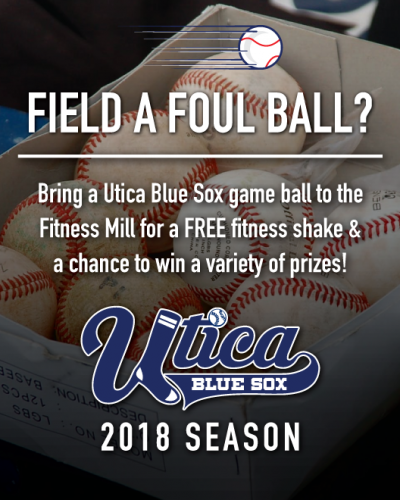 Foul Ball Promotion