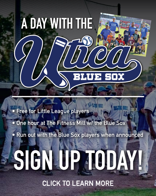A Day with the Blue Sox Promo